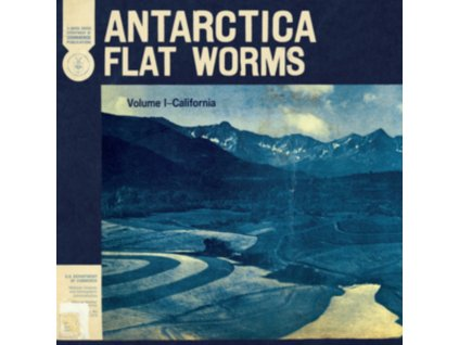 FLAT WORMS - Antarctica (LP)
