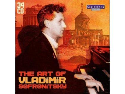 VLADIMIR SOFRONITSKY - Art Of Vladimir Sofronitsk (LP Box Set)