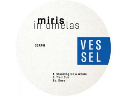"""MIRIS - In Omelas (12"""" Vinyl)"""