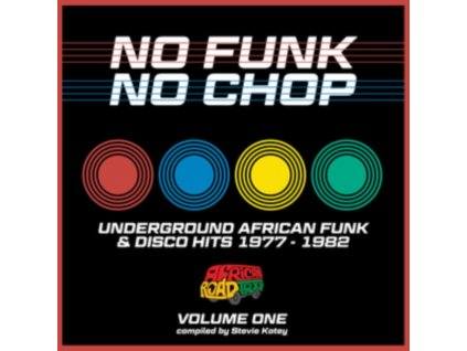 VARIOUS ARTISTS - No Funk. No Chop Volume 1 (LP)