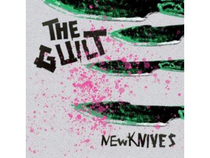 GUILT - New Knives (LP)