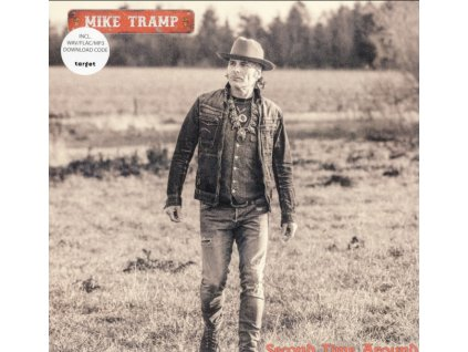 MIKE TRAMP - Second Time Around (LP)
