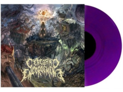 CEREBRAL ENGORGEMENT - Cerebral Chronicles (LP)