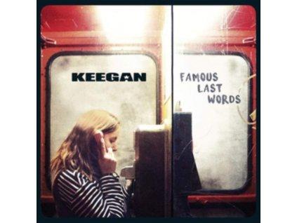 KEEGAN - Famous Last Words (LP)
