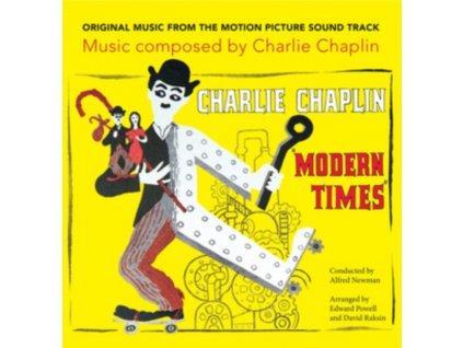 CHARLIE CHAPLIN - Modern Times - Original Soundtrack (LP)