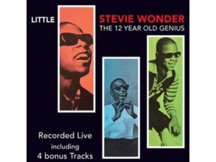 LITTLE STEVIE WONDER - The 12 Year Old Genius (LP)