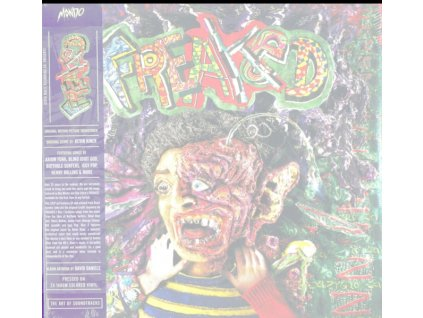 VARIOUS ARTISTS - Freaked (LP)