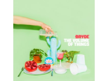 BRYDE - The Volume Of Things (LP)