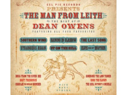 DEAN OWENS - The Man From Leith - The Best (LP)