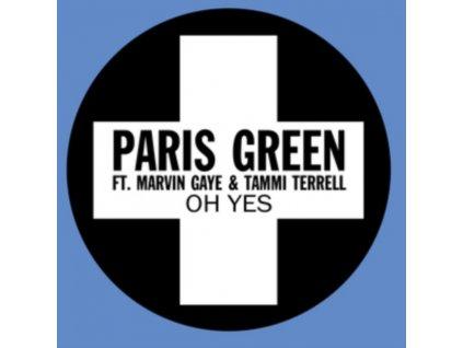 PARIS GREEN / MARVIN GAYE - Oh Yes (LP)