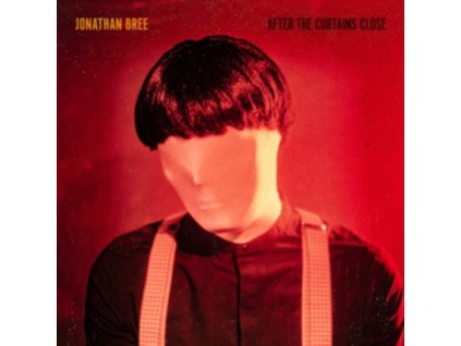 JONATHAN BREE - After The Curtains Close (Limited Red Vinyl) (LP)