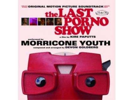 MORRICONE YOUTH / DEVON GOLDBERG - The Last Porno Show - Original Soundtrack (LP)