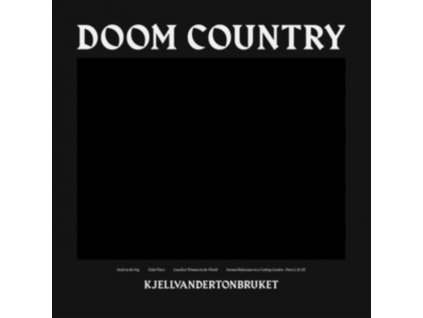 KJELLVANDERTONBRUKET - Doom Country (LP)