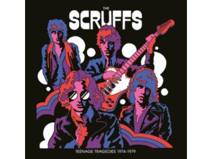 SCRUFFS - Teenage Tragedies 1974-1979 (LP)