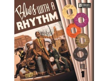 "VARIOUS ARTISTS - Blues With A Rhythm Volume 1 (10"" Vinyl)"