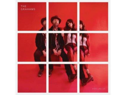 GRAHAMS - Kids Like Us (LP)