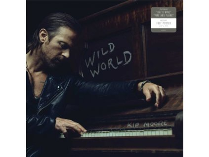 KIP MOORE - Wild World (LP)