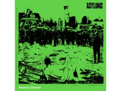 ASYLUMS - Genetic Cabaret (Coloured Vinyl) (LP)