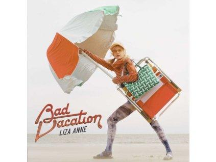 LIZA ANNE - Bad Vacation (LP)