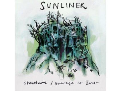"SUNLINER - Structure / Average At Best (7"" Vinyl)"