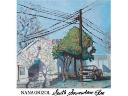 NANA GRIZOL - South Somewhere Else (LP)