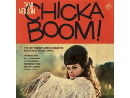 TAMI NEILSON - Chickaboom! (Crystal Ball Clear Vinyl) (LP)