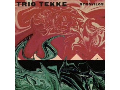 TRIO TEKKE - Strovilos (LP)
