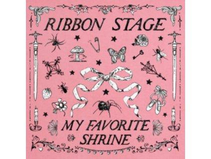 """RIBBON STAGE - My Favorite Shrine EP (7 """"Vinyl)"""