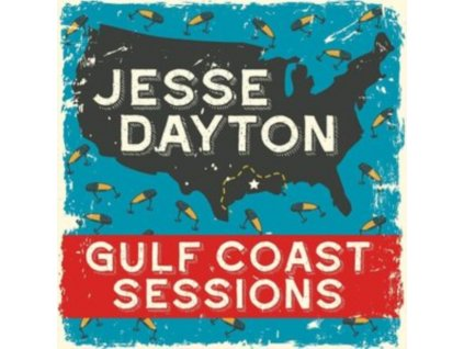 JESSE DAYTON - Gulf Coast Sessions (Coloured Vinyl) (LP)