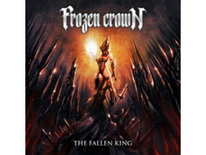 FROZEN CROWN - The Fallen King (Limited Gold Vinyl) (LP)