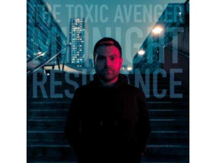 TOXIC AVENGER - Midnight Resistance (Blue & Red Vinyl) (LP)