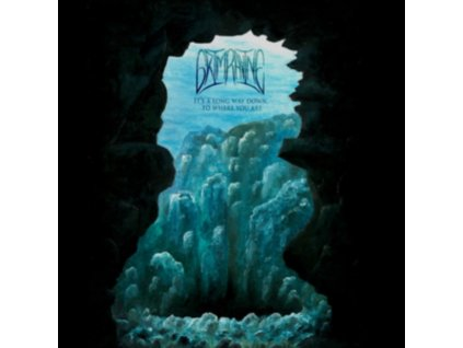 GRIM RAVINE - Its A Long Way Down. To Where You Are (LP)