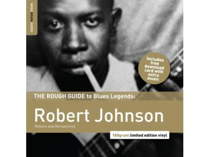 ROBERT JOHNSON - The Rough Guide To (LP)