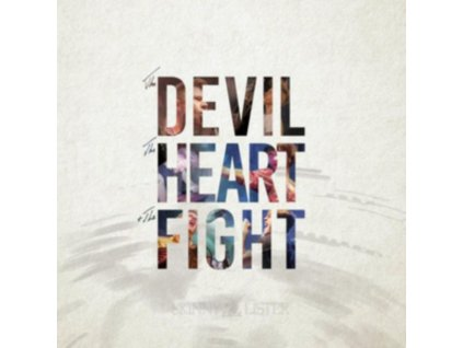 SKINNY LISTER - The Devil. The Heart & The Fight (LP)