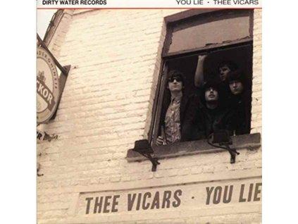 "THEE VICARS - You Lie (7"" Vinyl)"