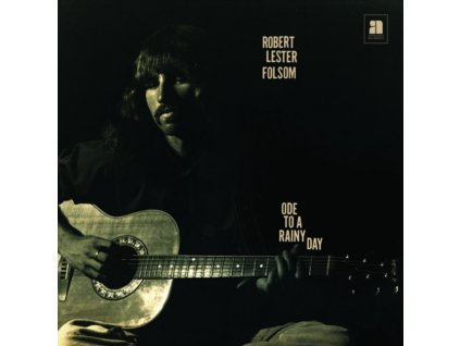 ROBERT LESTER FOLSOM - Ode To A Rainy Day - Archives 1972 1975 (LP)