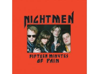 NIGHTMEN - Fifteen Minutes Of Pain (LP)