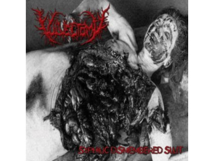 """VULVECTOMY - Syphilic Dismembered Slut (7"""" Vinyl)"""