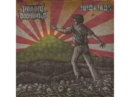 PASSIV DODSHJALP / IDIOT IKON - Split 7 (LP)