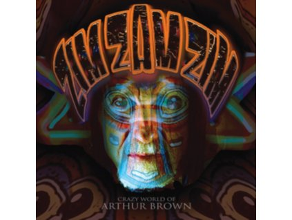 CRAZY WORLD OF ARTHUR BROWN - Zim Zam Zim (LP)