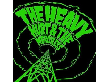 HEAVY - Hurt & The Merciless (LP)