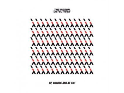 PIGEON DETECTIVES - Up Guards And At Em (LP)