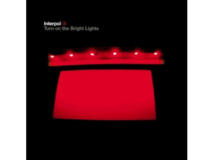 INTERPOL - Turn On The Bright Lights (LP)