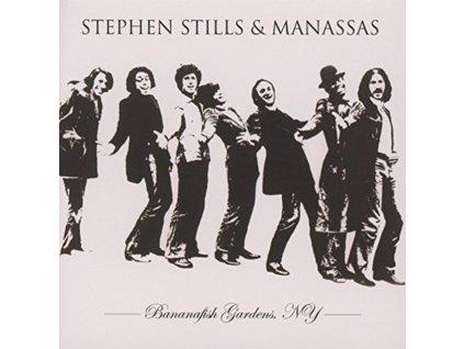 STEPHEN STILLS & MANASSAS - Bananafish Gardens Ny (LP)
