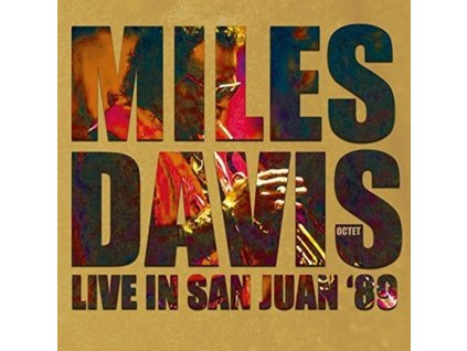 MILES DAVIS OCTET - Live In San Juan 89 (LP)