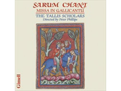 PLAINCHANT - The Tallis Scholarsphillips (LP)