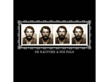 JACK ROSE - Dr. Ragtime & His Pals (LP)