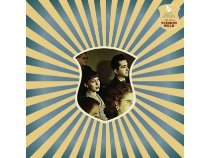 """REAL TUESDAY WELD - Ruth Roses And Revolvers (7"""" Vinyl)"""