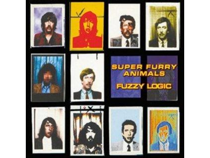 SUPER FURRY ANIMALS - Fuzzy Logic (20Th Anniversary Deluxe Edition) (LP)