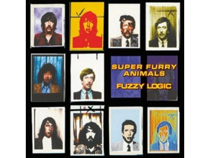 SUPER FURRY ANIMALS - Fuzzy Logic (20Th Anniversary Deluxe Edition) (LP)